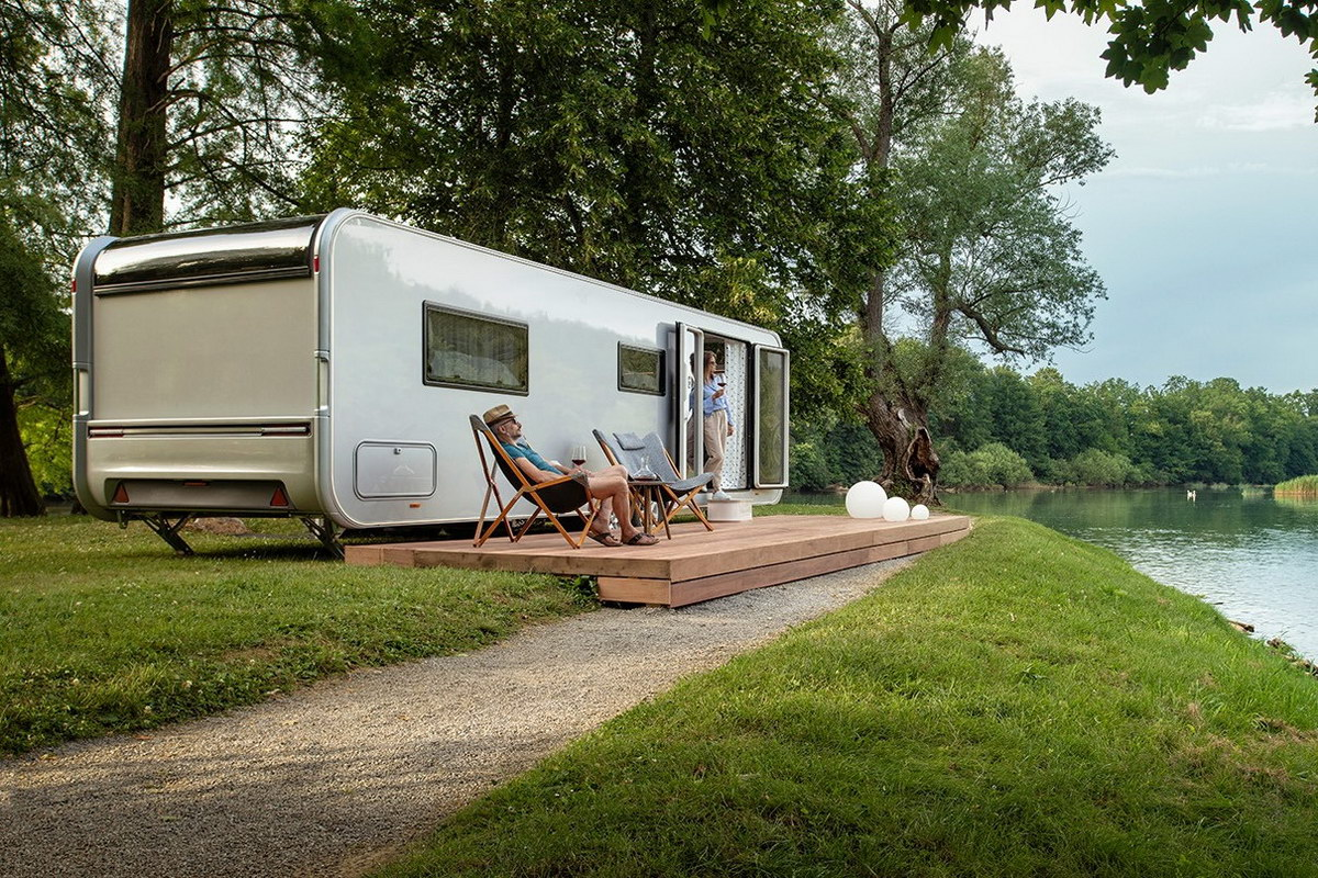 Best River Caravans