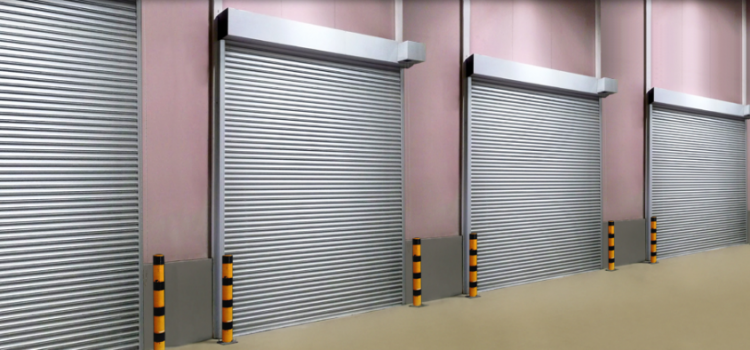 The Fire-Rated Roller Door Is A Vital Installation In Any Building For Disaster Protection