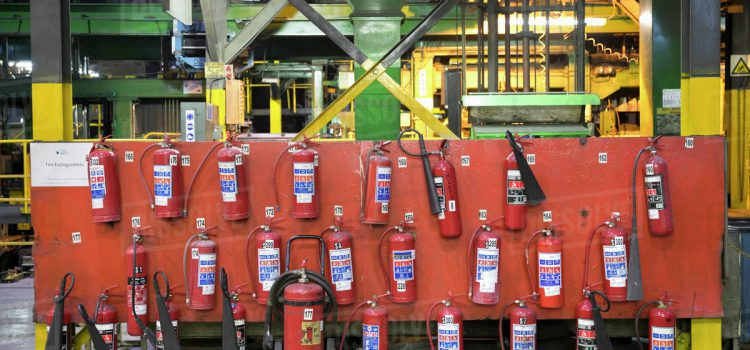 Importance Of Manufacturing Fire Extinguisher