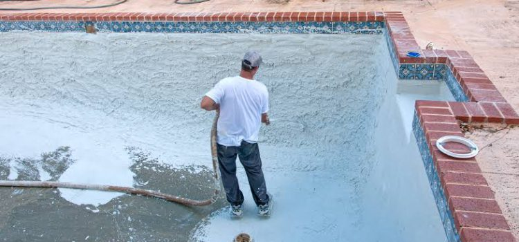 How To Use Concrete Pool Waterproofing Products?