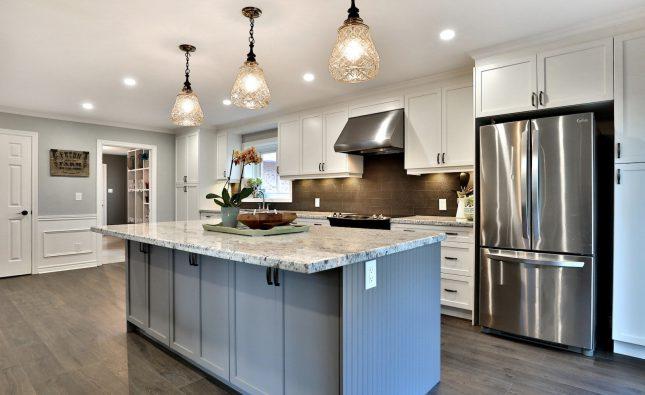 kitchen renovation in castle hill