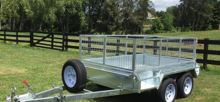 How to Select Right Tandem Trailer for Your Vehicle?