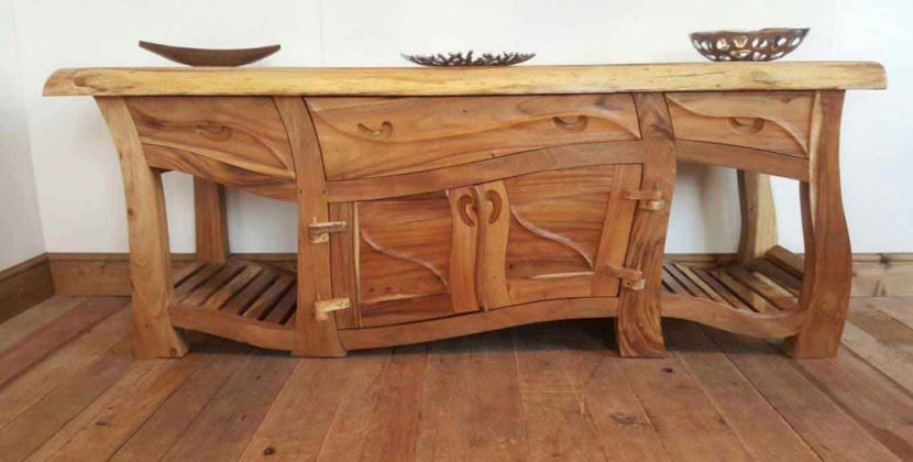 Achieve Elegance In Your Home Using Natural Timber Furniture