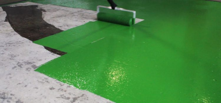 Effective Coating for Non-Slip Floor