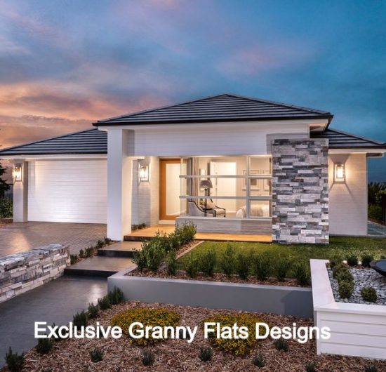 Stylish Granny Flats in Blacktown