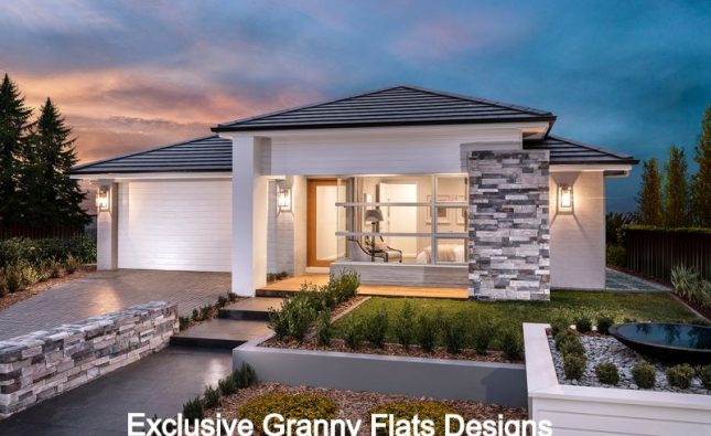 Stylish Granny Flats in Blacktown