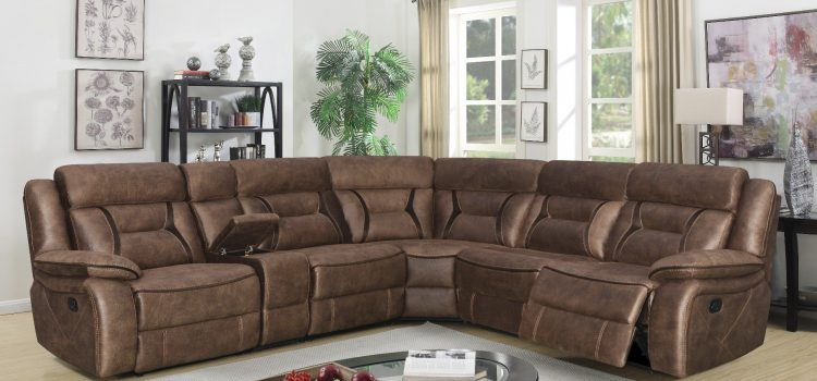 Why To Pick Leather Lounges For Your Living Room?