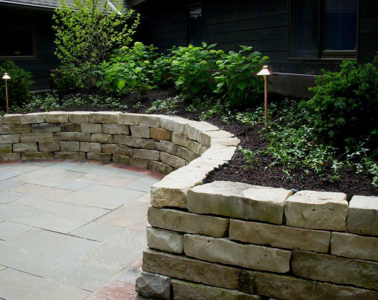 retaining walls ryde