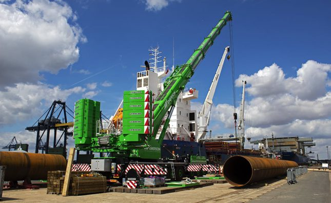 crane hiring