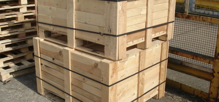 What To Consider While Selecting a Pallet Supplier?