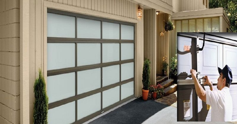 Durable Garage door repairs in parramatta