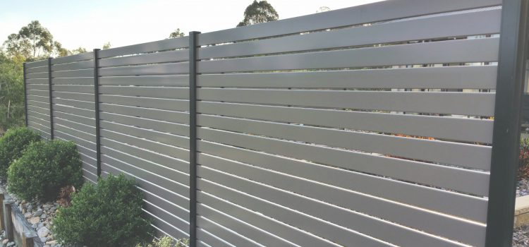 The Role of Slat Fencing For Your Home