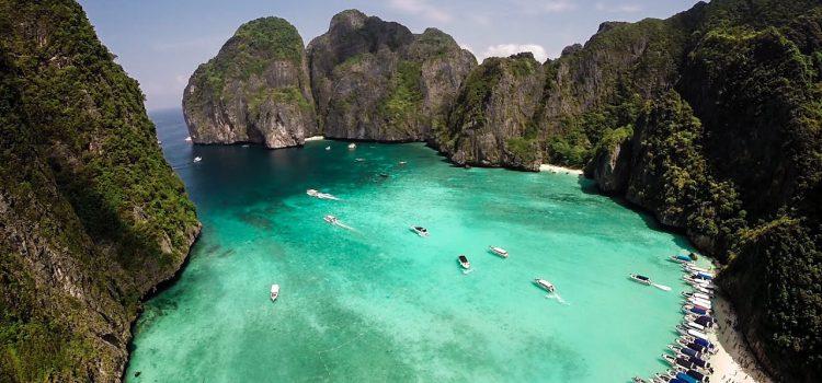 Top Honeymoon destinations in Thailand
