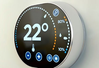 The Ecobeesmart thermostat and Nest Learning Thermostat are two products that are worth exploring in this category.