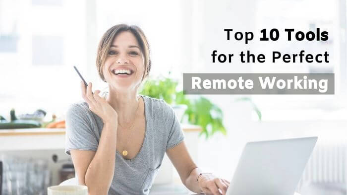 what tools do I have to use? In this article, we'll share a few software and voice over IP applications for remote working from smooth communication to secure network