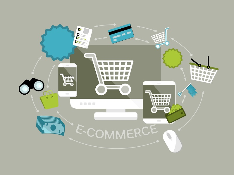 E-commerce is an expanding sector in this decade of fast globalization and digitalization. Among marketing, online marketing is the fastest developing and growing sector.