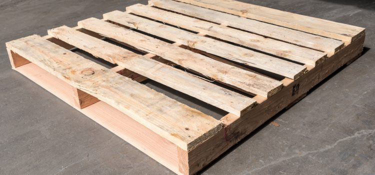 Basics Regarding the Use of 2nd Hand Pallets