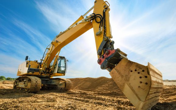 earthmoving contractor