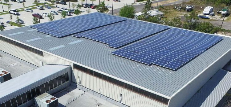 Top 5 Benefits for Buying Commercial Solar Panels