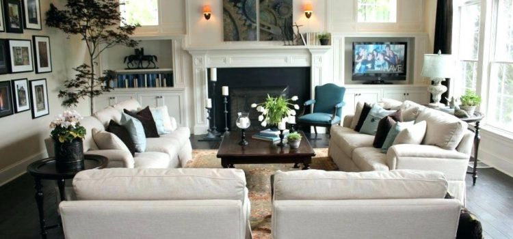 Tips For Decorating Your Living Room Furniture and Making it Look Decent