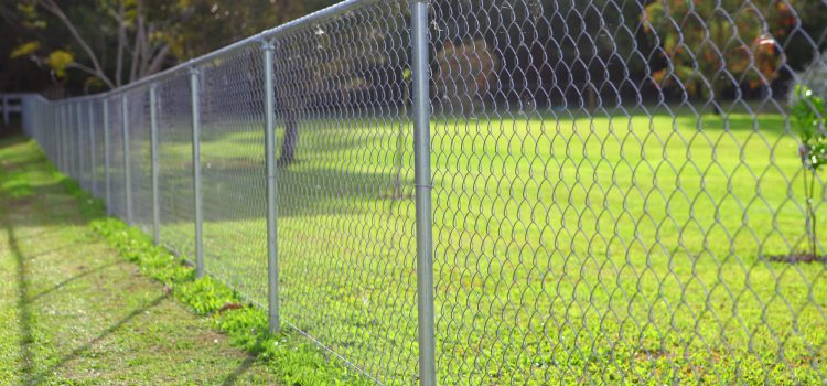 What Are The Benefits Of Chain Wire Fencing?