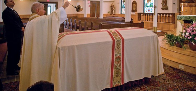 Catholic Funerals- A Close Connection to God Into The Afterlife