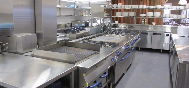 What Are The Important Factors To Consider For Commercial Kitchen Fitouts