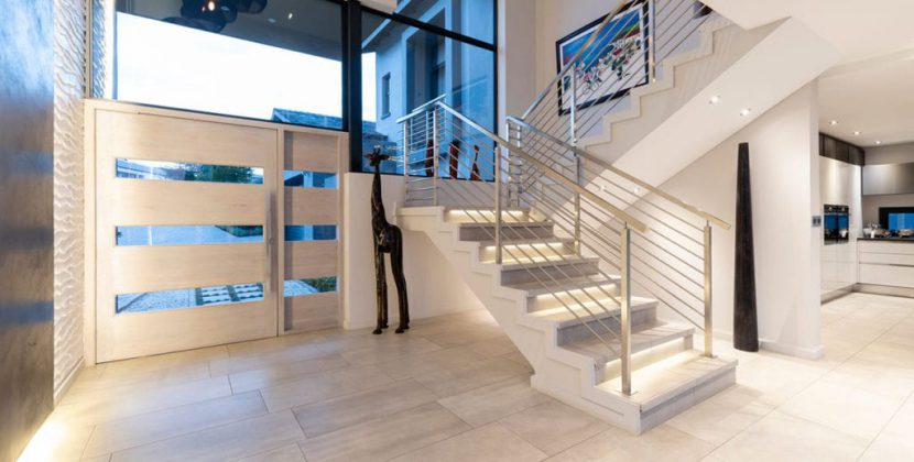 Steel Balustrade Designs