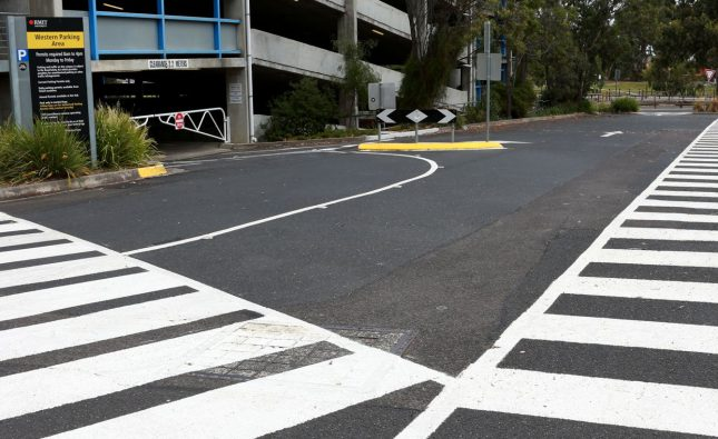 line marking Wollongong