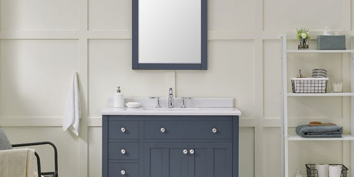 The Best Vanity Ideas for Small Bathrooms