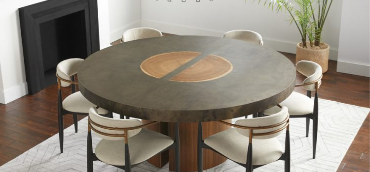 Reasons Why You Should Buy Round Dining Table