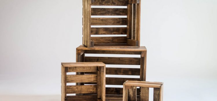 Benefits of Investing In Wooden Crates in Sydney