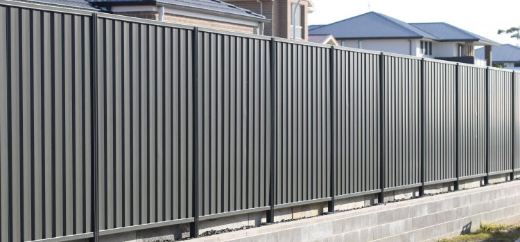 Benefits of Getting Aluminium Fencing Installation in Newcastle