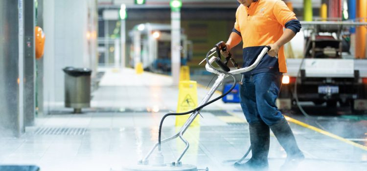 Why Opt For Commercial Pressure Cleaning?