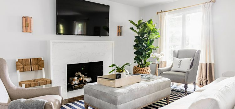 Tips To Select The Best Living Room Furniture