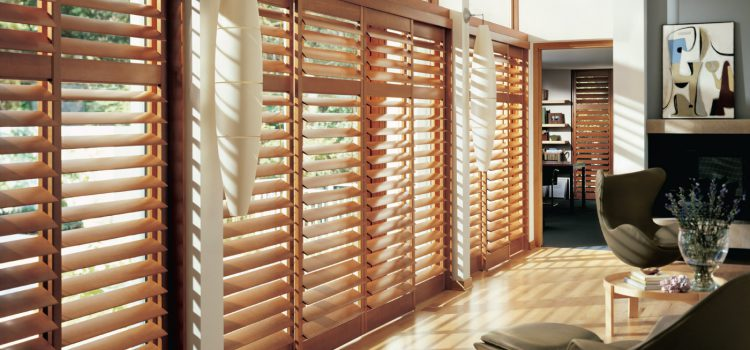 Advantages Of Timber Shutters