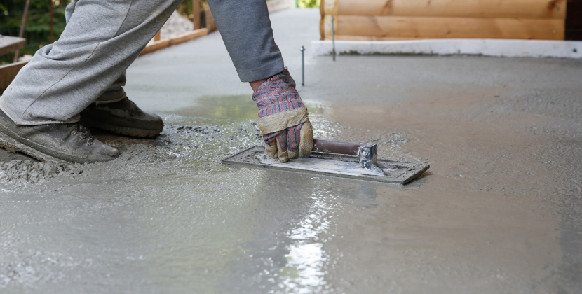 Concreting services hills district