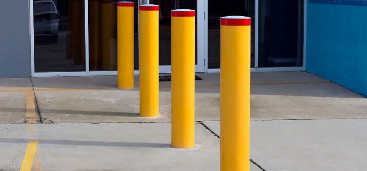 The Benefits You Get By Installing Bollards In Your Property