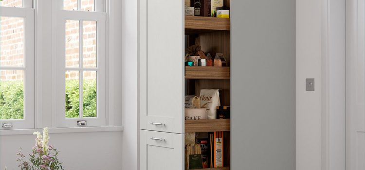 Advantages Of Installing Pull Out Pantry Shelves In Kitchens