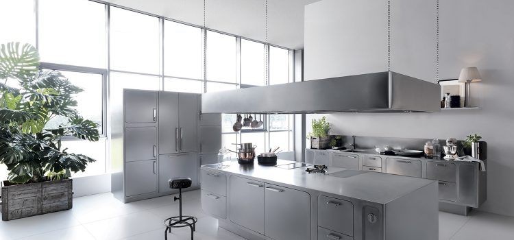 Why Domestic Stainless Steel Kitchens Are Best For Any Home?