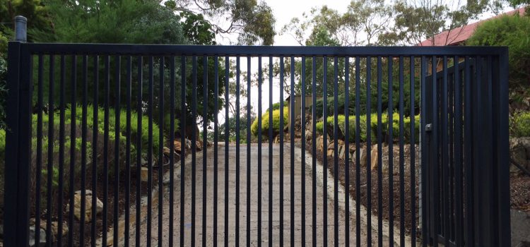 Why You Should Make Steel Gates Part Of Your Home Security?