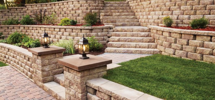 What Is The Purpose Of Using Stone Retaining Walls?