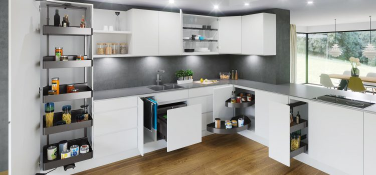 Is A Kitchen Corner Pantry Solution Right For Your Kitchen?
