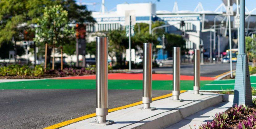 bollard installation Sydney