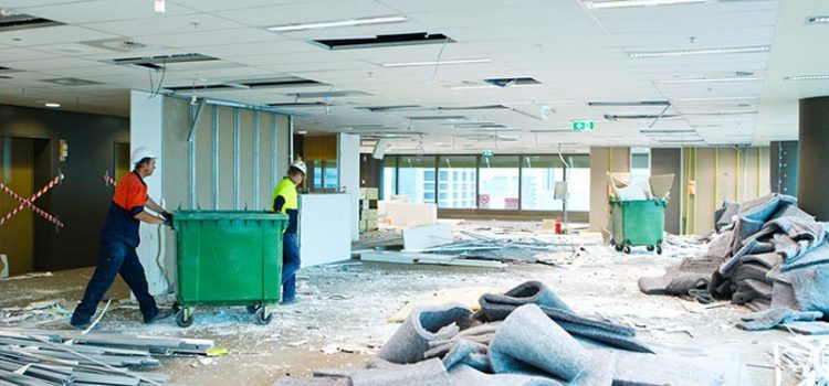 Strip Out Benefits Before An Office Renovation