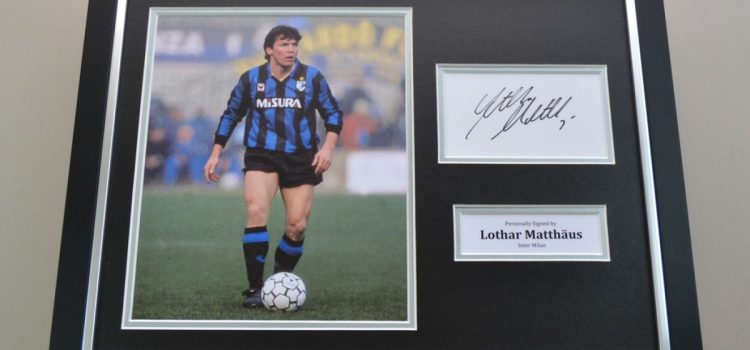 Ways To Collect Autographed Soccer Memorabilia