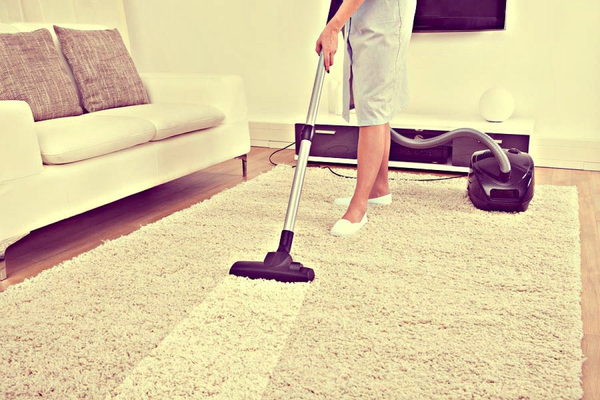 get done your carpet cleaning done