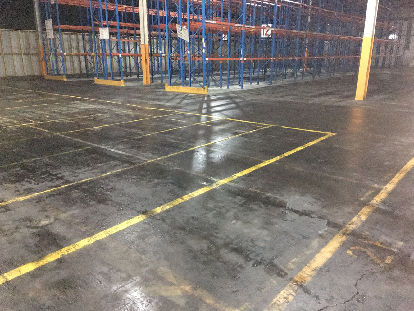 IT IS TIME TO RAISE THE STANDARDS OF WAREHOUSE SCRUBBING
