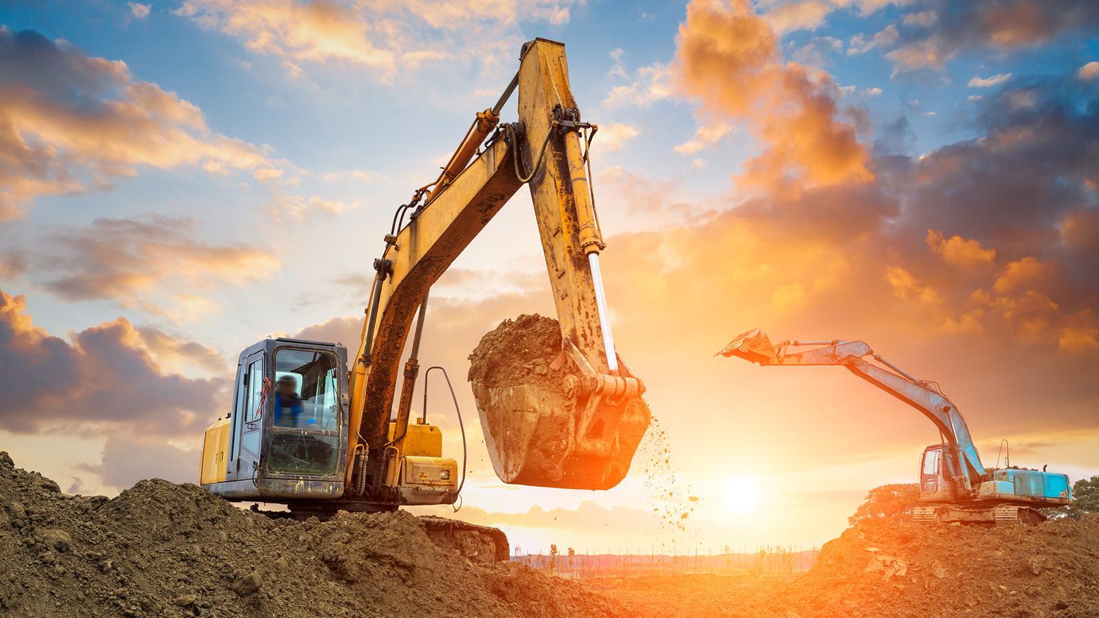 excavator licence