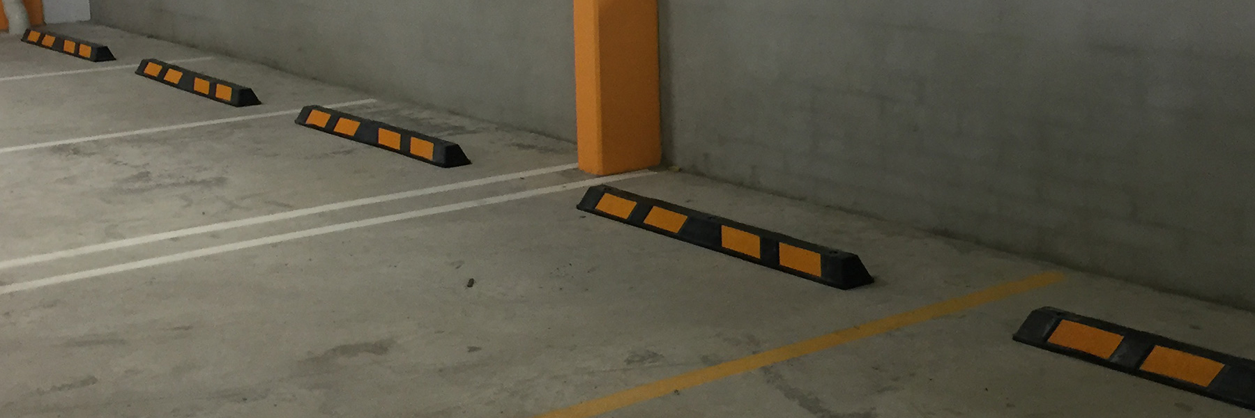 The Purpose Of Installing Car Park Wheel Stops!!